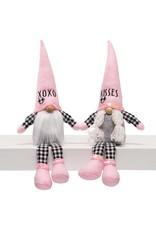 "XOXOX gnome with legs 14"" t3911"