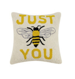 """Just been you hooked pillow 16x16"""" 30tg510c16sq"""