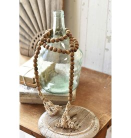 Natural tassel tied garland mx8380