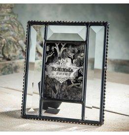 "Beveled Easel Back Frame 2.5""x3.5""Pic 354-2535"