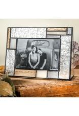4 x 6 ivory peach horizontal frame pic 453-46h