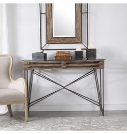 "UTTERMOST Ryne Console Table 52"" x 35"" H x 16"" D 24874"
