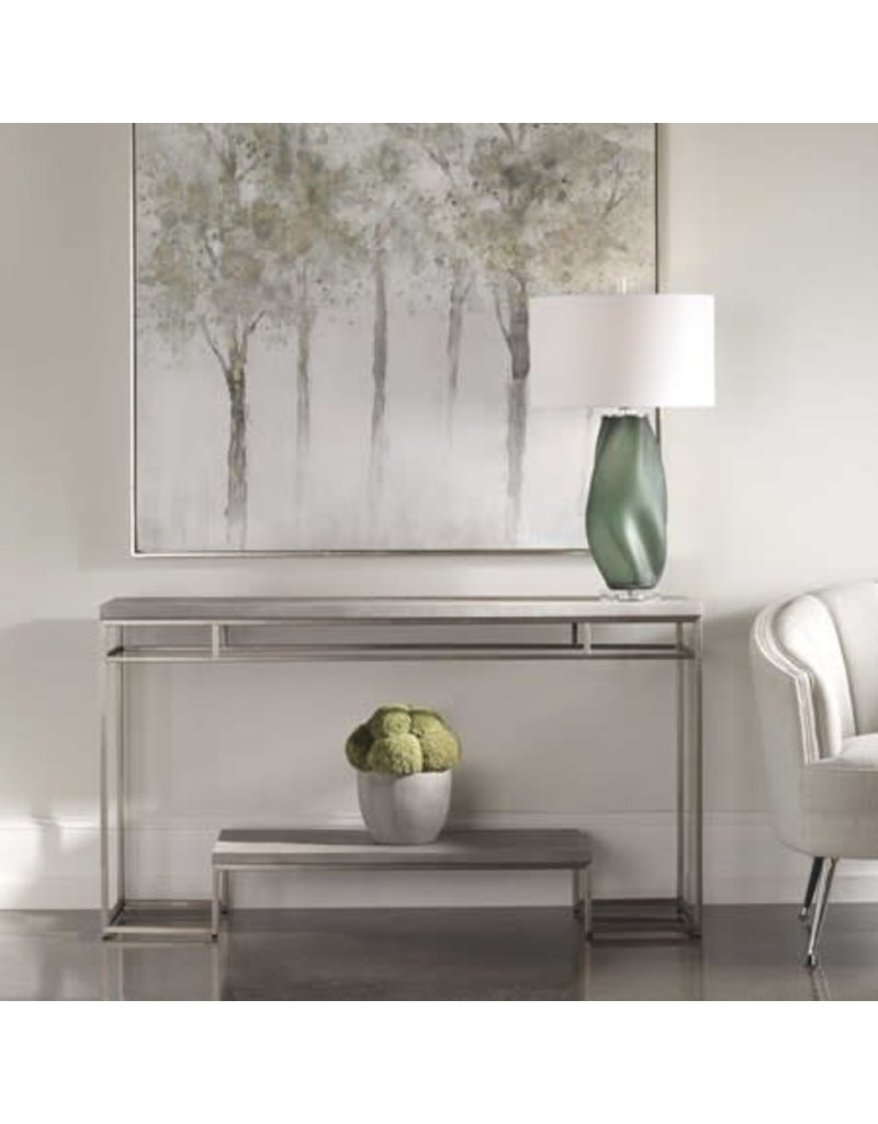 """UTTERMOST Clea Console Table 54"""" W x 30"""" H x 14"""" D 25399"""