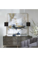 "UTTERMOST Eclipse Hand Painted Canvas 51""W x 51"" H x 2"" D 31420"