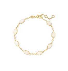 KENDRA SCOTT Emilie link bracelet gold iridscent rusy 4217718151