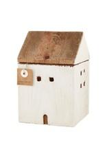 Flour house canister 6x6x8