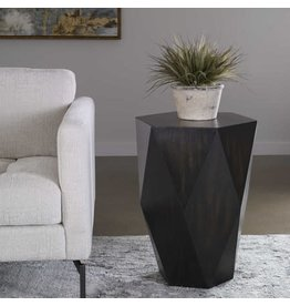 "UTTERMOST Volker Side Table 19""Wx24""Hx17""D 25492"