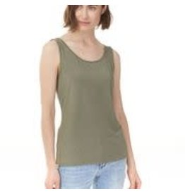 CHARLIE B Safari stretch bamboo tank
