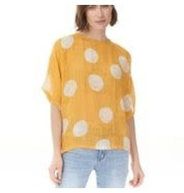 CHARLIE B Sunkiss cotton gauze shirt c4296r
