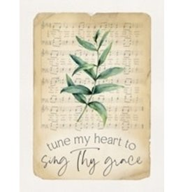 """Tune my eart sign 2x16"""""""