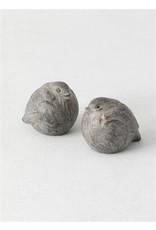 """Grey bird 3"""" pr2609"""