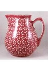 3L Basia pitcher red blossom