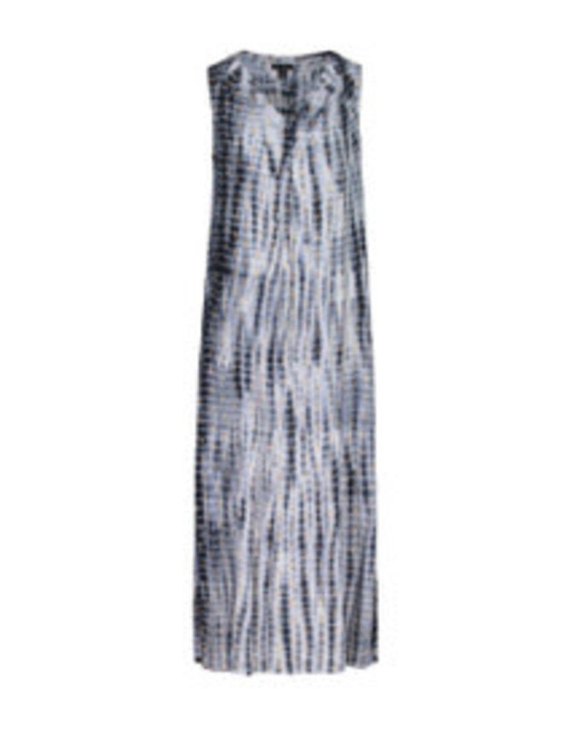 Tribal Blue Haze Maxi Dress 45830
