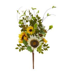 """24"""" mixed sunflower bouquet f4006638"""