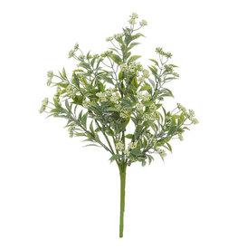 """19.5"""" floral bush f4006642"""