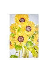 """32.25"""" sunflower canvas wall art 4057302"""