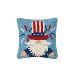 Patriotic Gnome Pillow 30TG524C10SQ