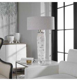 """UTTERMOST 30"""" Lenta table lamp 28275"""