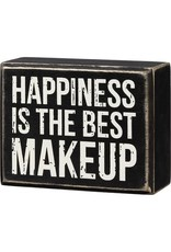 Box sign best makeup 108897