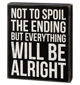 Box sign - spoil the ending 108904