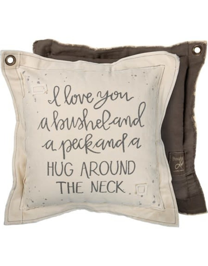 I love you pillow 109044
