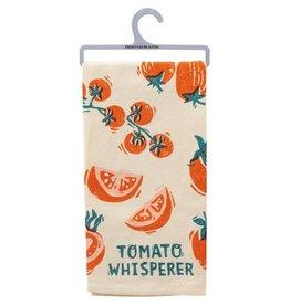 Tomato whisperer dish towel 109103