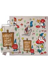 A gnome dish towel 109544