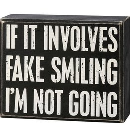 Fake smiling box sign 110408
