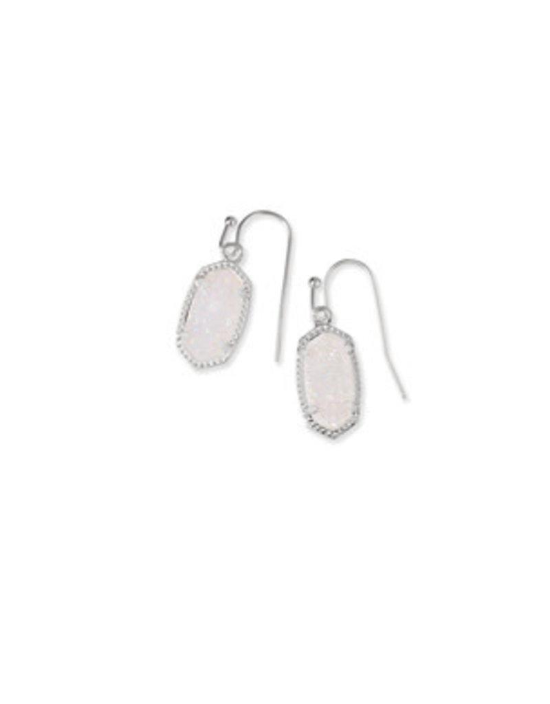 KENDRA SCOTT Lee rhod iridscent drusy drop earring 4217711449
