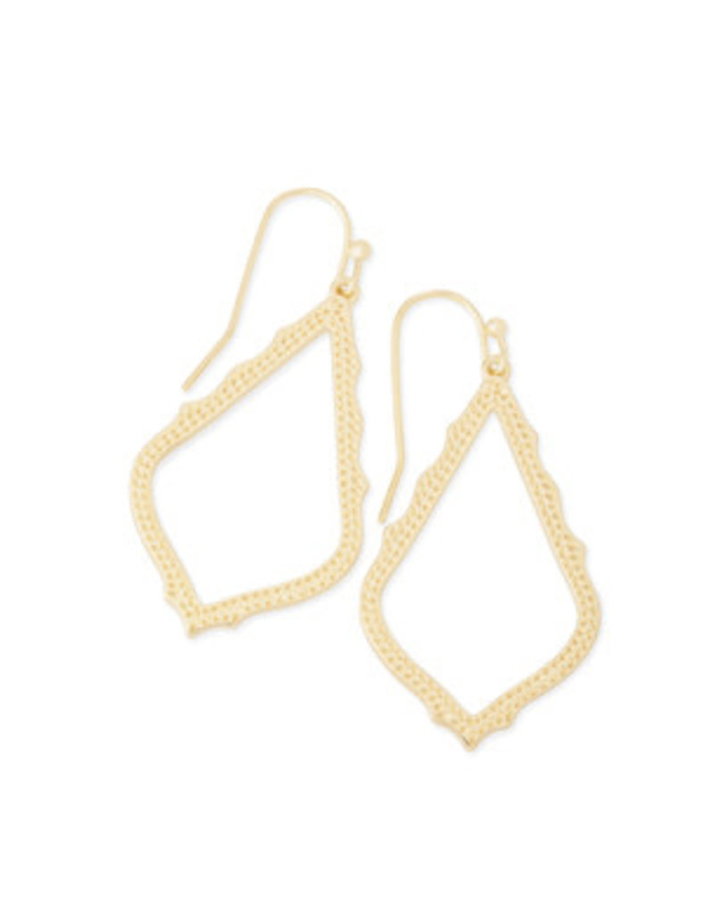 KENDRA SCOTT Sophia earring gold metal 4217714497