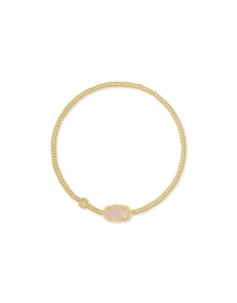 KENDRA SCOTT Grayson stretch rose gold bracelet 4217718061