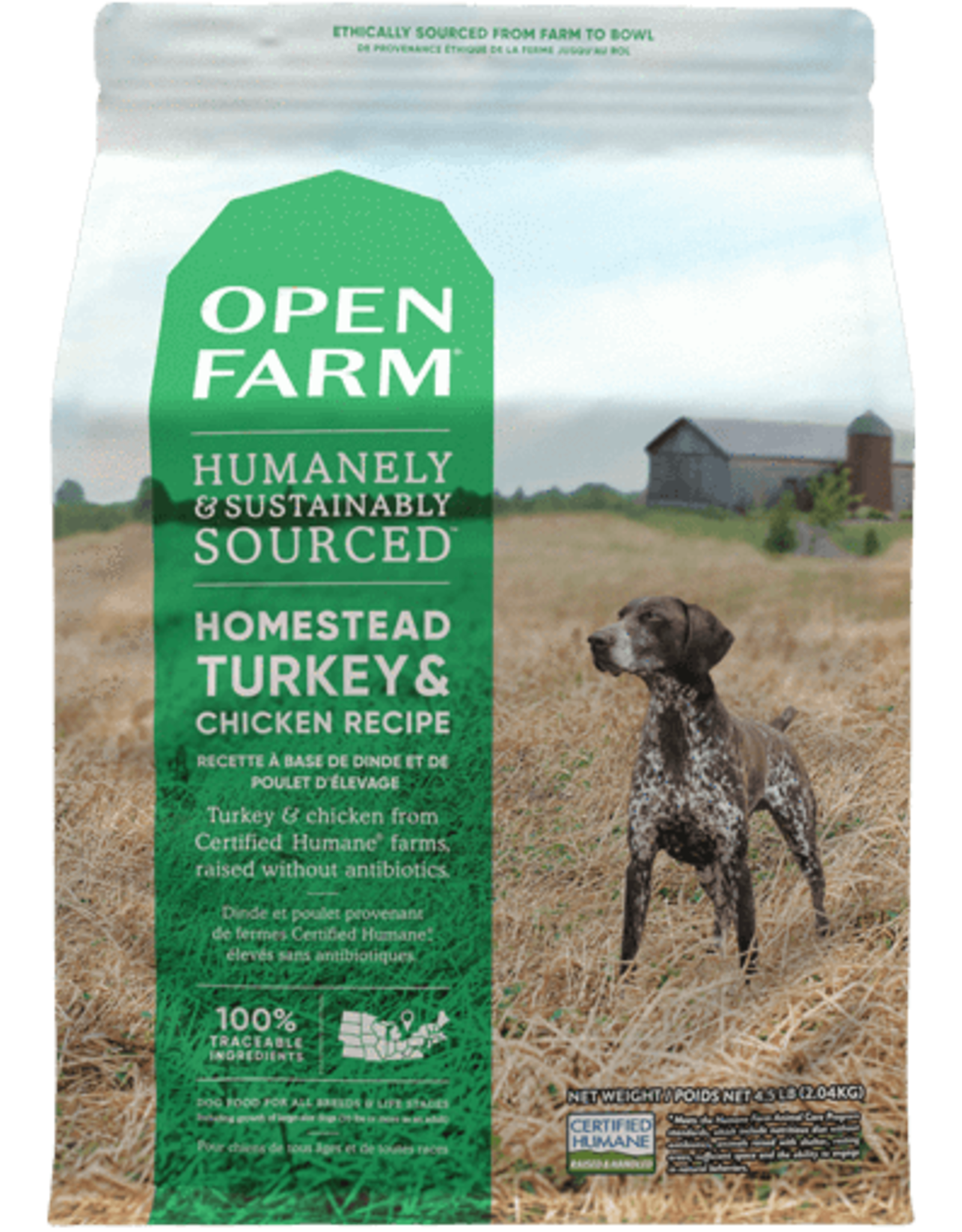 Open Farm Open Farm Grain Free Dog Kibble