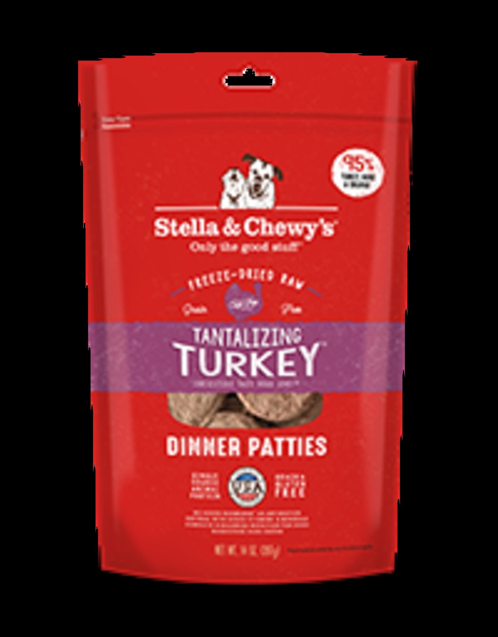 Stella & Chewy Stella & Chewy's Freeze Dried Raw Dinner Patties