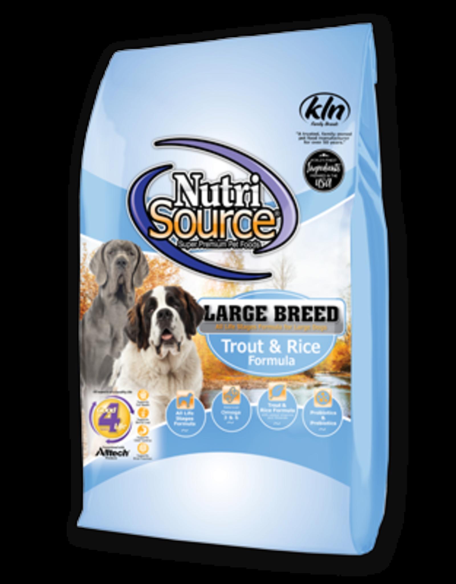 KLN NutriSource: Large Breed
