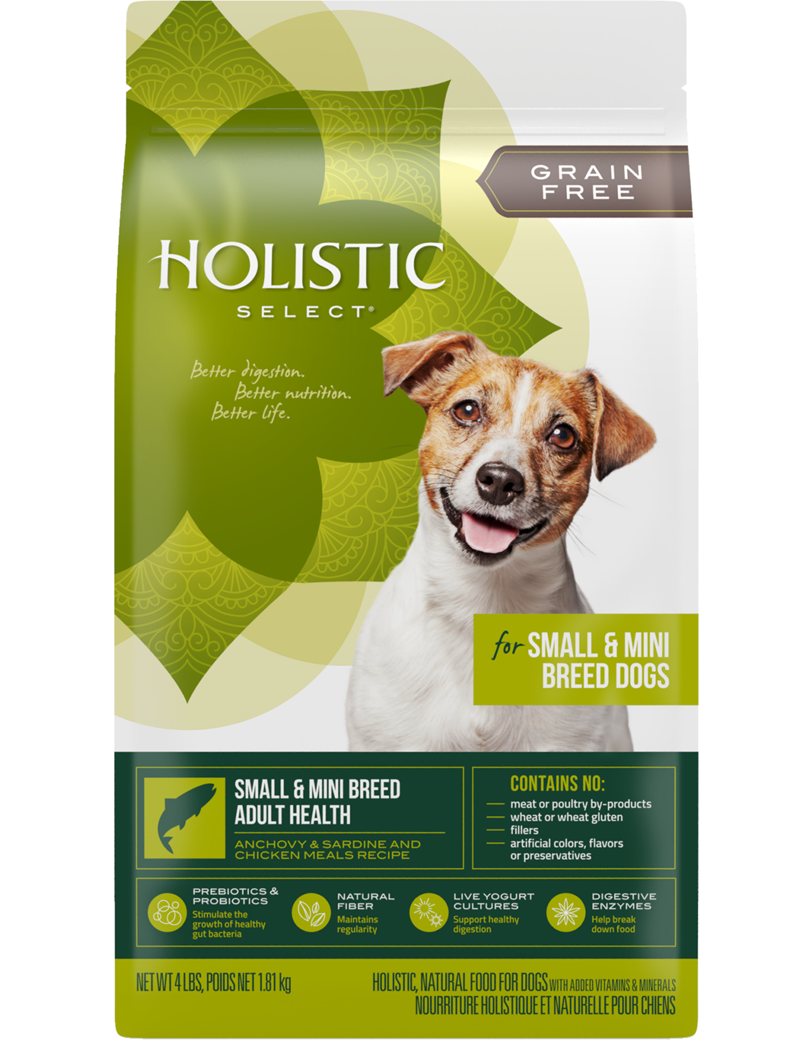Wellpet Holistic Select: