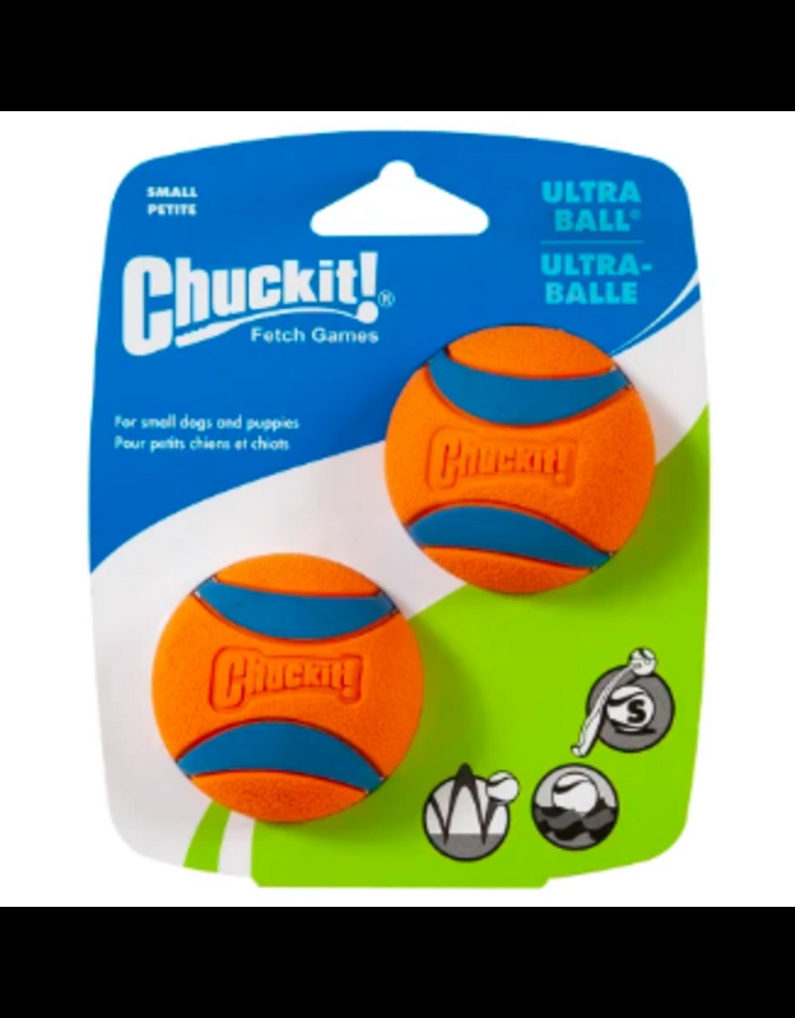 Chuckit Chuckit: Ultra Balls - 2pk Sm