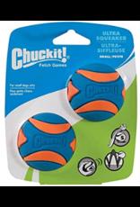 Chuckit Chuckit: Ultra Squeaker SM 2PK