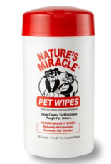 Nature's Miracle: Pet Wipes 70ct (DC)