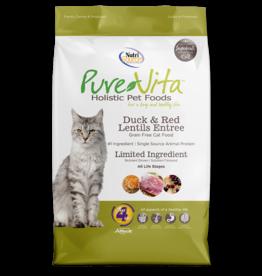 KLN PureVita: cat GF Duck Lentil 6.6lb