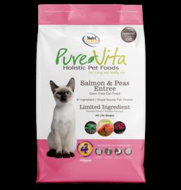 KLN PureVita: cat GF Salmon Pea 6.6lb
