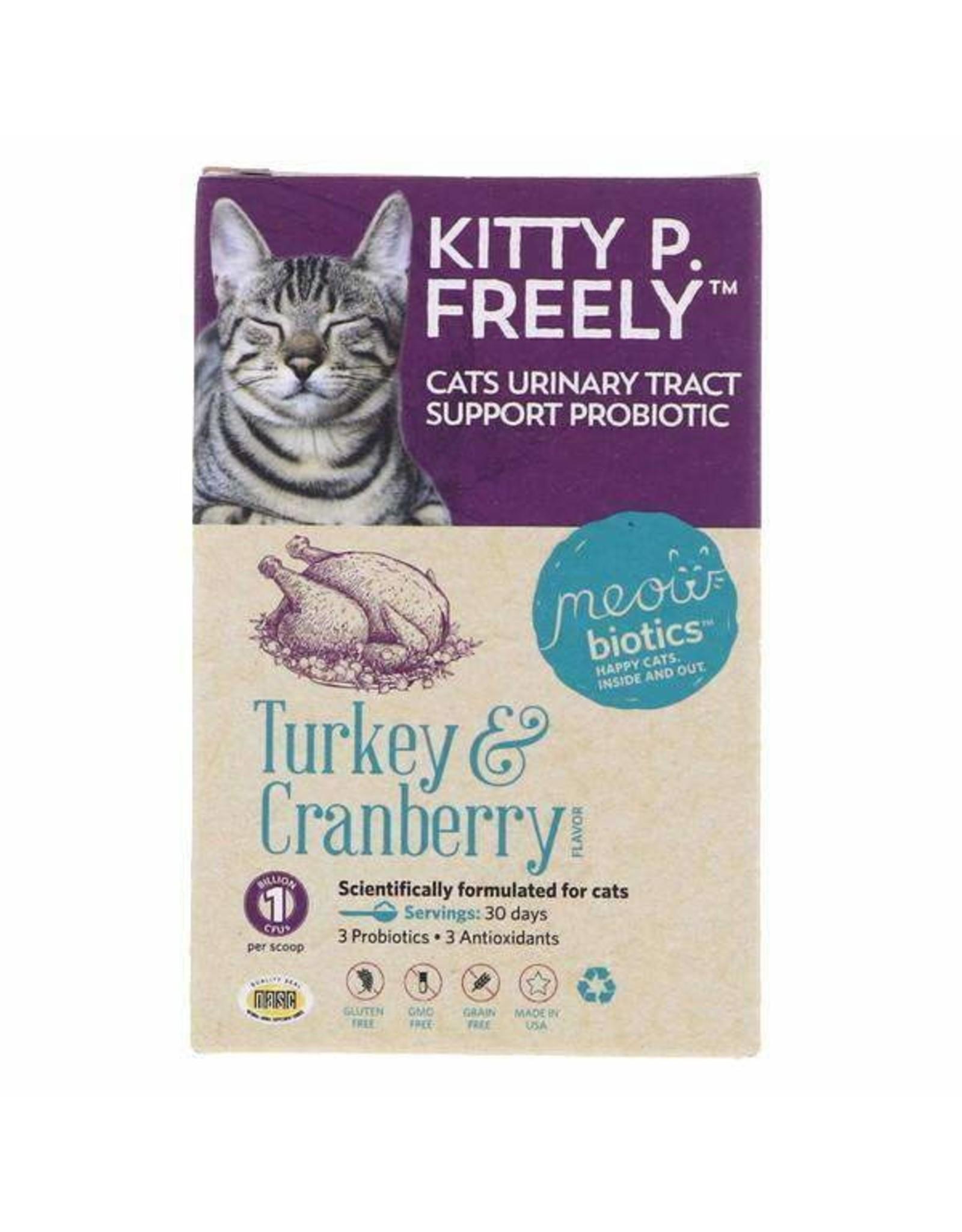 Fidobiotics Meowbiotic: Kitty P. Freely
