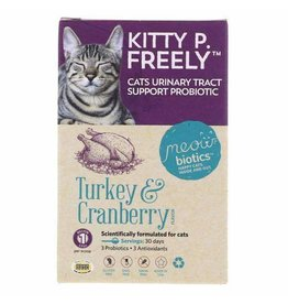Fidobiotics Meowbiotic: Kitty P. Freely