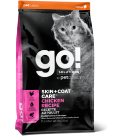 Petcurean GO: cat Chicken 3lb
