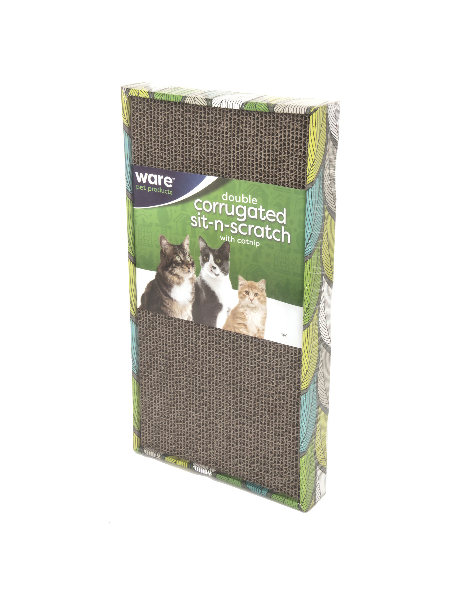 Ware: Cat Scratch Pad Double