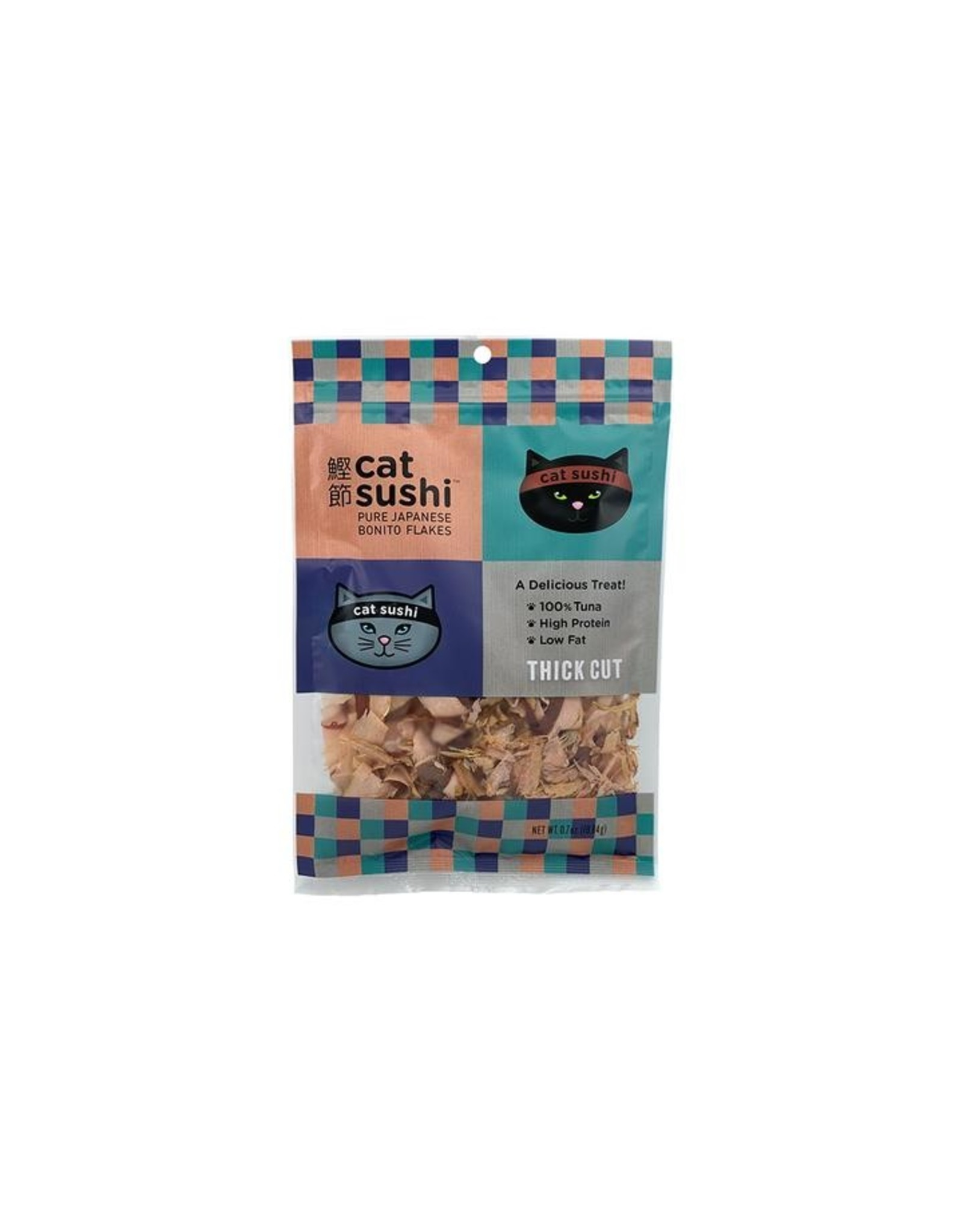 Cat Sushi: Japanese Bonito Flakes Thick Cut 0.7oz