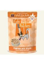Weruva Weruva: CITK Pumpkin Jack Splash pouch 3oz