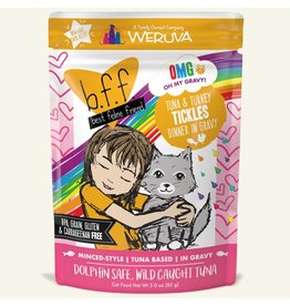 Weruva Weruva: cat BFF Tuna & Turkey pouch 3oz