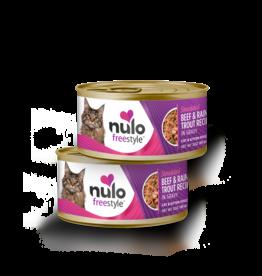 Nulo Nulo: cat Shredded Beef 3oz