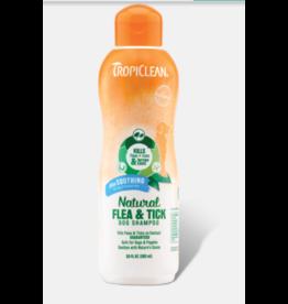 TropiClean TropiClean: Flea & Tick Shampoo 20oz