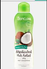 TropiClean TropiClean: Oatmeal & Tea Tree Shampoo 20oz